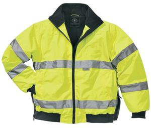 3M Scotchlite Class 3 Approve Signal Hi-Vis Jacket