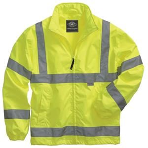 3M Class 3 Approved Signal Hi-Vis Windbreaker