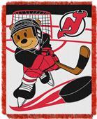 Northwest NHL NJ Devils Score Baby Woven Throw
