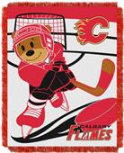 Northwest NHL Calgary Flame Score Baby Woven Throw