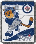 Northwest NHL Winnipeg Jets Score Baby Woven Throw