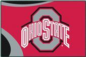 Northwest Ohio State Cosmic Large Tufted Rug