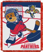 Northwest NHL Panthers Score Baby Woven Throw