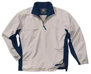 The Fairway Windshirt Pullover Zip Jackets