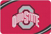 Northwest Ohio State Round Edge Bath Rug