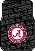 Northwest Alabama Car Floor Mats (set of 2)