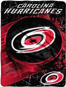 Northwest NHL Hurricanes Micro Raschel Throw