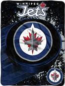 Northwest NHL Winnipeg Jets Micro Raschel Throw