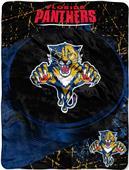 Northwest NHL Florida Panthers Micro Raschel Throw