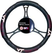 Northwest Virginia Tech Steering Wheel Cover