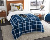 Northwest WVU Soft & Cozy Twin Comforter Set
