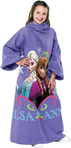 Northwest Frozen Sisters Youth Comfy Throw