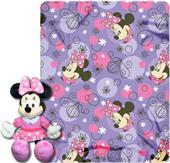 Northwest Perfume Pretty Hugger & Fleece Throw Set