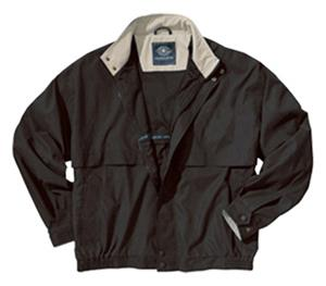 Mens Legacy Microfiber Wind &amp; Water-Resist Jacket