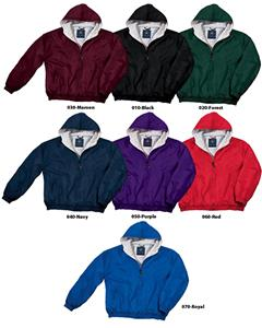 Wind & Water-Resistant Full Zip Performer Jackets