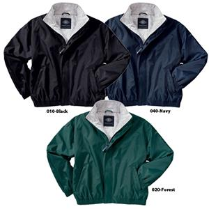 Wind &amp; Water-Resistant Full Zip Spectator Jackets