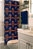 Northwest NFL Chicago Bears Shower Curtain