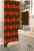 Northwest NFL Cleveland Browns Shower Curtain
