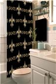 Northwest NFL New Orleans Saints Shower Curtain