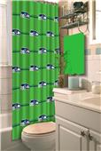 Northwest NFL Seattle Seahawks Shower Curtain