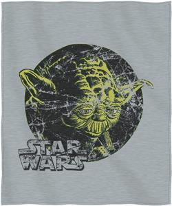 Northwest Star Wars At Peace Sweatshirt Throw