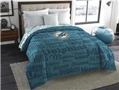 Northwest NFL Miami Dolphins Anthem Full Comforter
