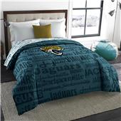 Northwest NFL Jacksonville Anthem Full Comforter