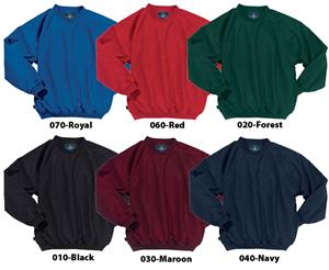 Charles River Maverick Lined Pullover Windshirt