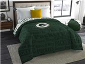Northwest NFL Green Bay Anthem Full Comforter