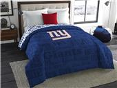Northwest NFL New York Giant Anthem Full Comforter