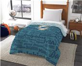 Northwest NFL Miami Dolphins Anthem Twin Comforter