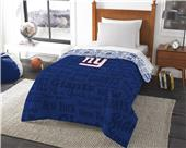 Northwest NFL New York Giant Anthem Twin Comforter