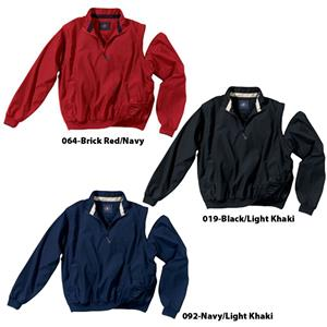 L/S Pro Convertible Windshirt Converts To A Vest