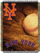 Northwest MLB Mets Vintage Tapestry Throw
