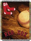 Northwest MLB Red Sox Vintage Tapestry Throw