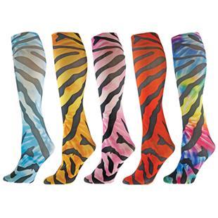 Nouvella Hippy Fun Collection Trouser Socks