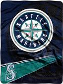 Northwest MLB Mariners Speed Raschel Throw
