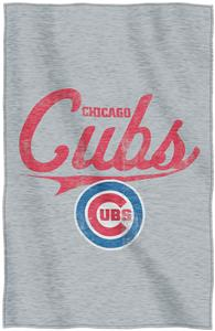 Northwest MLB Cubs Sweatshirt Throw