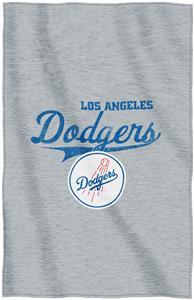 Northwest MLB Dodgers Sweatshirt Throw