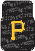 Northwest MLB Pirates Car Floor Mat Set
