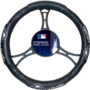 Northwest MLB Brewers Steering Wheel Cover