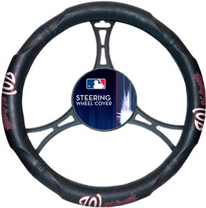 Northwest MLB Nationals Steering Wheel Cover