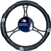 Northwest MLB Padres Steering Wheel Cover