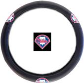 Northwest MLB Phillies Steering Wheel Cover