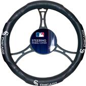 Northwest MLB White Sox Steering Wheel Cover