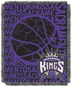 NBA Kings Double Play Woven Jacquard Throw
