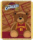 Northwest NBA Cavaliers Baby Woven Jacquard Throw