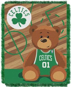 Northwest NBA Celtics Baby Woven Jacquard Throw