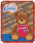 Northwest NBA Clippers Baby Woven Jacquard Throw