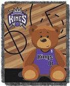 Northwest NBA Kings Baby Woven Jacquard Throw
